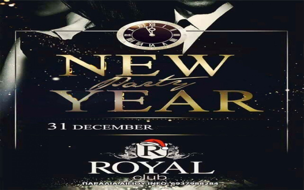 ROYAL NEW YEAR PARTY 31-12-16