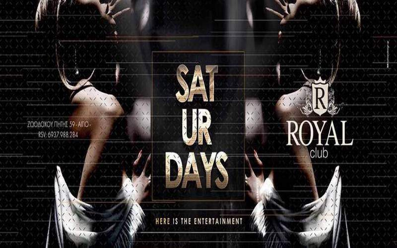 ROYAL SAT UR DAYS 4-2-17