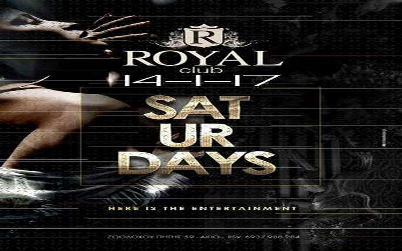 ROYAL SAT UR DAYS 14-1-17