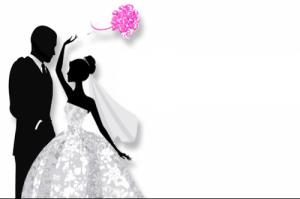 wedding-silhouette