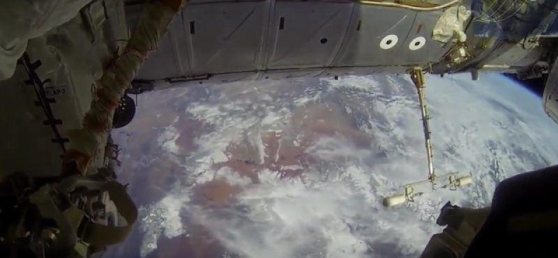 EARTH FROM SPACE live now!!! 1080p